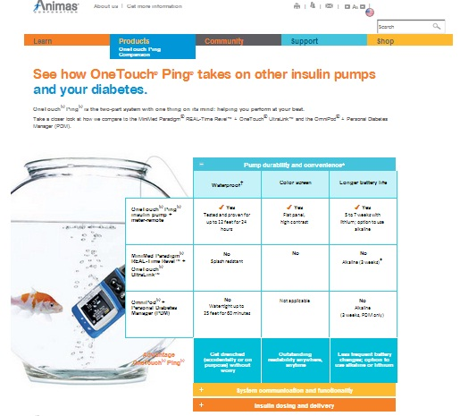 one touch ping insulin pump manual