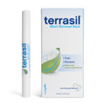 Terrasil Wart Removal Stick quickly removes common and plantar warts