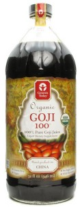 Genesis Today Organic Goji 100, 32 fl oz Liquid