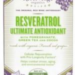ReserveAge Organics Resveratrol Ultimate Antioxidant