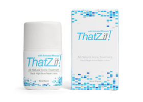 ThatZit - All-Natural Acne Treatment