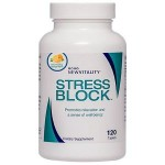 Stress Block is a Fast-acting formula to ease your worst symptoms of stress