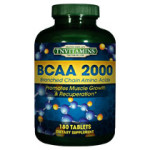 BCAA 2000 Branched Chain Amino Acids Promotes Muscle Growth and Recuperation