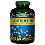 L-Citrulline 800 Mg improves Blood flow and Boost L-Arginine Levels