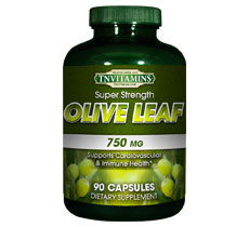 Olive Leaf Extract 750 Mg
