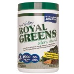 Royal Greens Ultra Promotes Energy and Stamina
