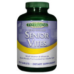 Senior Vites is A Potent 50+ Multivitamin Formula for Adults