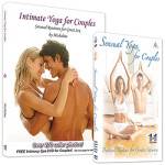 Intimate Yoga For Couples DVD And Book Set Improves Quality Of Life