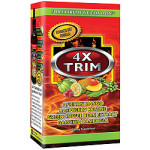 4X Trim Supplement Blends 4 Powerful Weight-loss Extracts