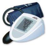 ADC Advantage 6012 Semi-Automatic Blood Pressure Monitor Measures Systolic, Diastolic And Pulse