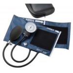 ADC Aneroid Sphygmomanometer Blood Pressure Cuff With 300mmHg No-pin Stop Manometer