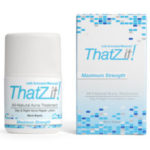 ThatZit All-Natural Acne Treatment For Rapid Treatment of Pimples
