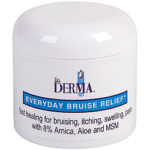 TriDerma Everyday Bruise Cream Helps Diminish the Appearance of Bruising and Redness