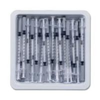 BD Allergist Tray with PrecisionGlide Needle