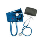 allheart Blood Pressure Aneroid And Dual Head Stethoscope Combination Set – Nurse Kit Nurse Combo Kit