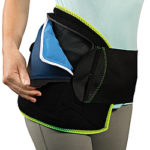 Arthritis Hot And Cold Therapy Hip Wrap Help Alleviate Swelling and Relieve Hip Pain