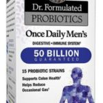 Garden of Life Probiotics Supplement for Men Supports Digestive and Immune System Health