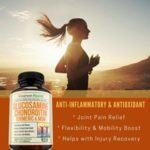Glucosamine Chondroitin Turmeric MSM Boswellia – Joint Pain Relief Supplement