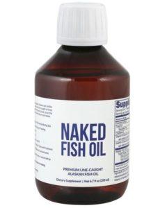 Paleo Omega-3 Naked Fish Oil
