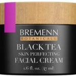 BREMENN BOTANICALS Black Tea Skin Perfecting Facial Cream for Anti-Aging and Anti-Wrinkles