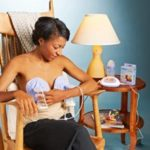Lansinoh TheraPearl 3-in-1 Hot or Cold Breast Therapy Relieves Engorgement and Plugged Ducts
