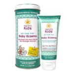 Mom of 11 Kids No Time for Baby Eczema Hypoallergenic, Calming and Moisturizing