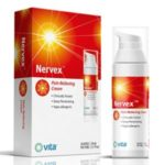 NERVEX Neuropathy Pain Relief with Arnica Reduces Burning, Tingling and Numbness