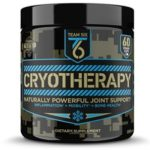 T6 Cryotherapy – Natural Joint Health Support Supplement Anti-Inflammatory Pain Relief for Cartilage