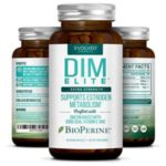 DIM Supplement for Menopause Relief – PCOS Treatment & Hormonal with Acne Extra Strength DIM Elite