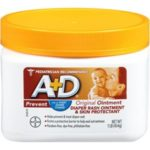 A+D Original Ointment Jar Diaper Rash Ointment and Skin Protectant Safe to Use at Every Diaper Change