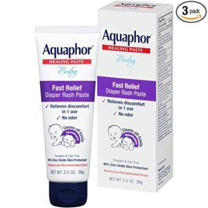 Aquaphor Baby Diaper Rash Paste