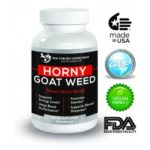 Horny Goat Weed for Maximum Male Performance and Intense Libido Boost