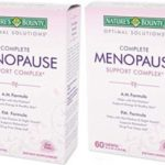 Nature's Bounty Optimal Solutions Menopause Support Helps with Hot Flashes and Night Sweats