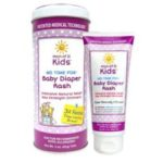 Mom of 11 Kids No Time for Baby Diaper Rash Calms, Heals and Protects Skin