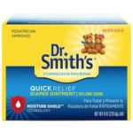 Dr. Smiths Quick Relief Diaper Rash Ointment Effectively Treats and Prevents Diaper Rash