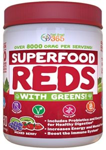 Superfood Vital Reds