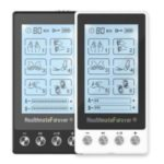 Touch Screen TS6AB HealthmateForever TENS Unit & Muscle Stimulator with 6 Preprogrammed Massage Modes