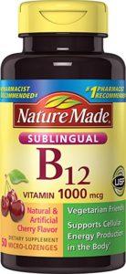 Nature Made Sublingual Vitamin B12