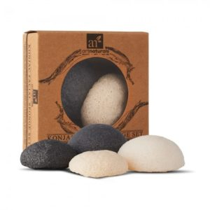 Konjac Facial Sponge Set