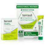 Terrasil Serious Fungal Treatment Treats Ringworm & Tinea Infections 6 Times Faster
