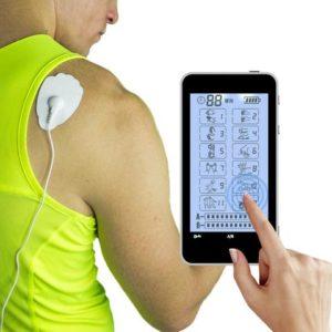 T12AB HealthmateForever TENS Unit & Muscle Stimulator