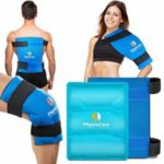 PhysioCare Gel Ice Pack Hot & Cold Therapy for Hip, Shoulder, Elbow, Back, Knee
